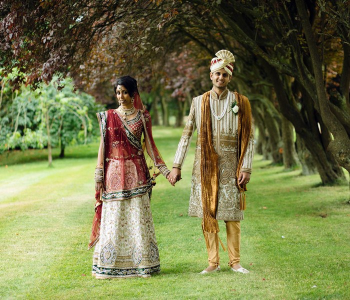 Vanita & Dipesh - Hindu Wedding - Keythorpe Manor