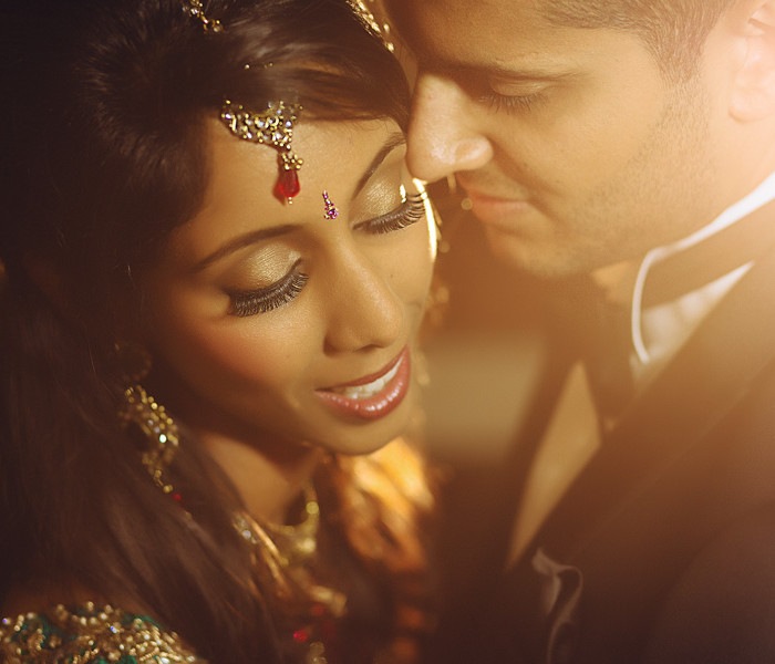Vanita & Dipesh - Wedding Reception - Keythorpe Manor