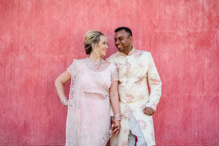 HIREN & KATHERINE FUSION WEDDING